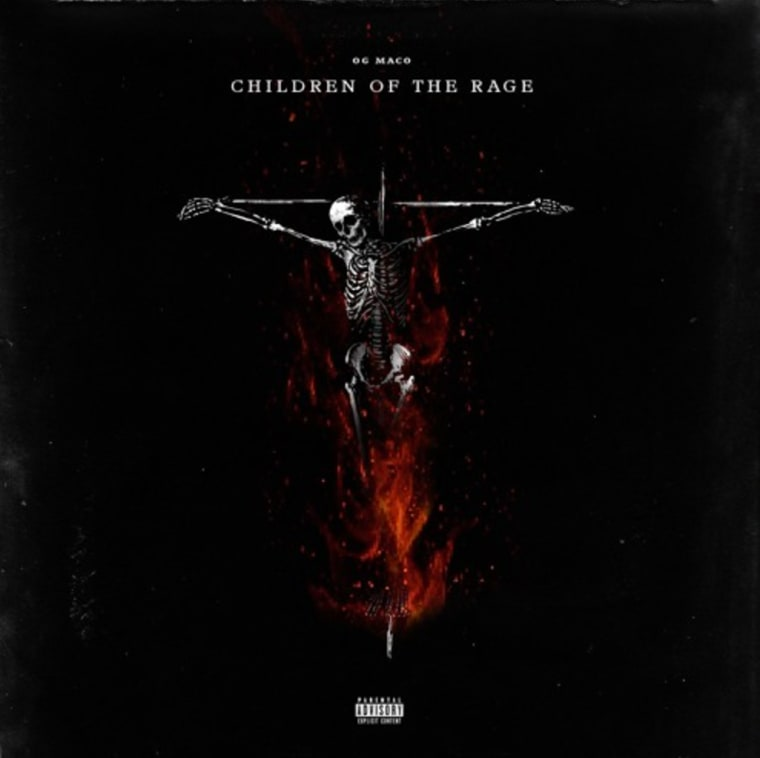 Listen To OG Maco's New Album <i>Children Of The Rage</i>