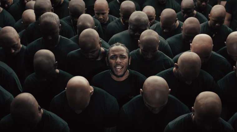 "Kendrick Lamar Scores Highest-Charting Single As A Lead Artist With ""Humble"""