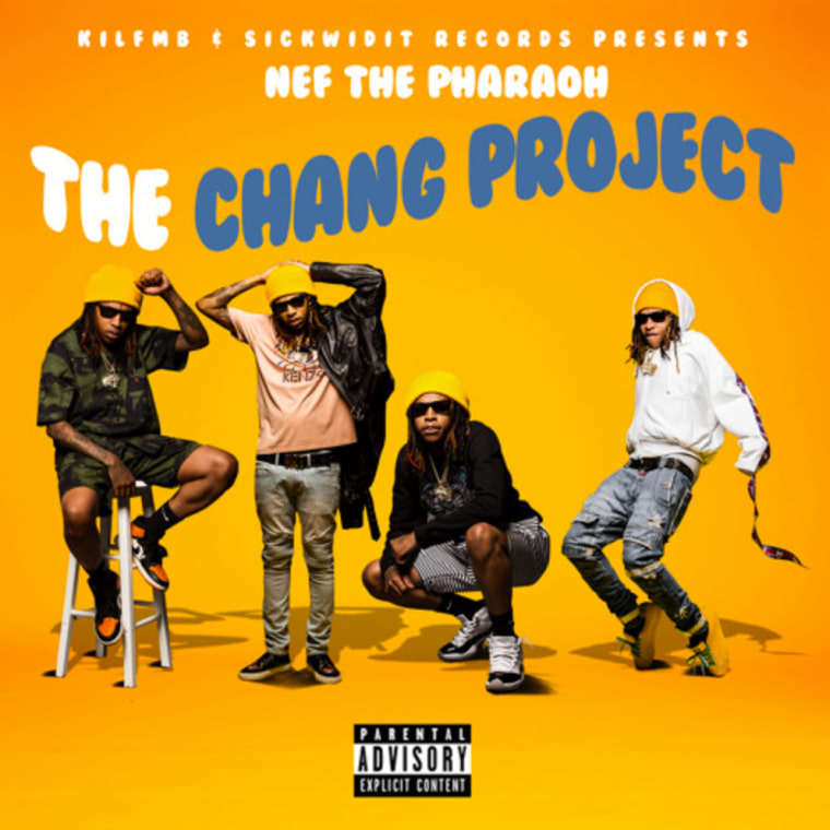 Nef The Pharaoh Shares <i>The Chang Project</i>