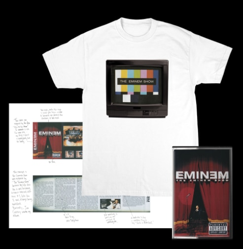 Check Out <i>The Eminem Show</i>'s Anniversary Collection