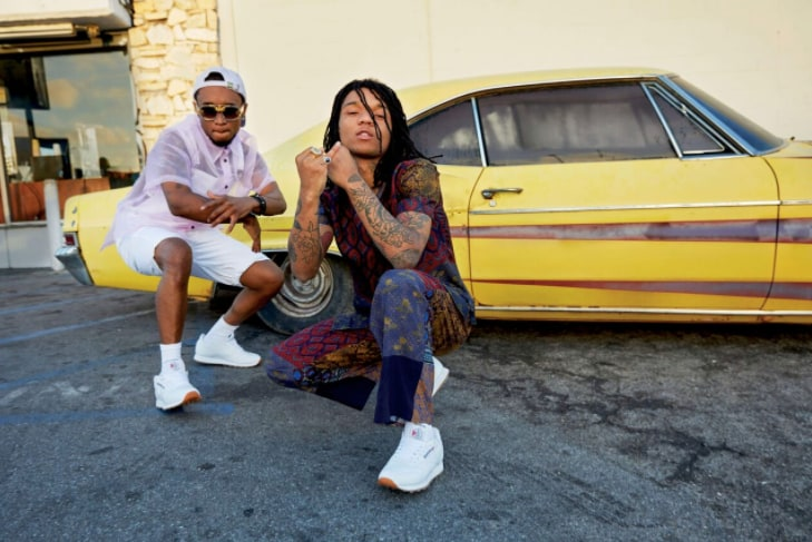 "Rae Sremmurd Star In Reebok Classic's New ""Classic Leather"" Campaign"