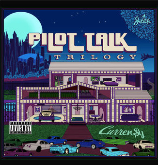Stream The Entirety Of Curren$y's <i>Pilot Talk Trilogy</i>