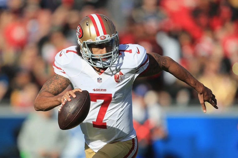 Colin Kaepernick signed a $1 million book deal