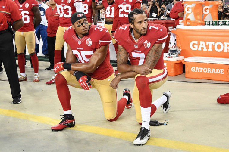 Colin Kaepernick invited to meeting with NFL players and owners