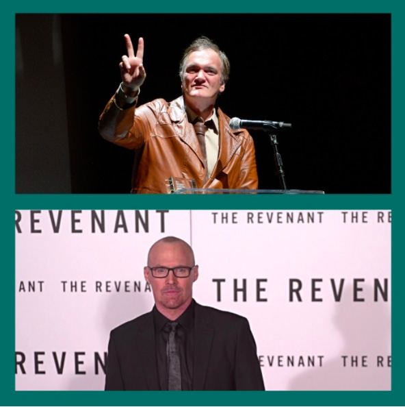 <i>The Revenant </i>writer Mark L. Smith will write Quentin Tarantino's <i>Star Trek</i>