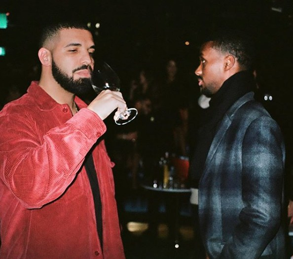 Drake says he's making his new album for Toronto