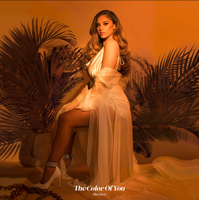 Listen To Alina Barazu0027s Surprise Project U003ciu003eThe Color ...