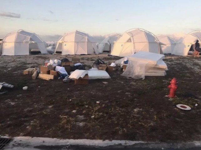 Organizer of infamous failed Fyre Festival charged with duping customers again