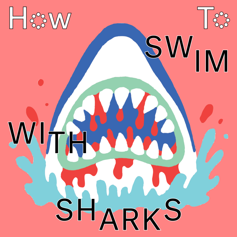 How To Swim With Sharks