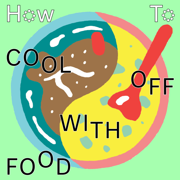 How To Cool Off With Food