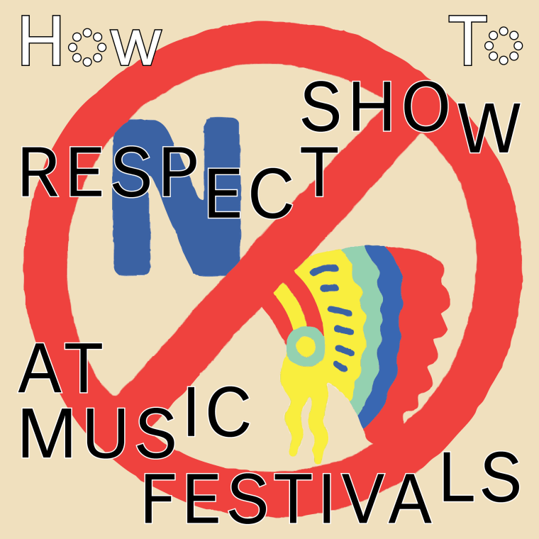 How To Show Respect At Music Festivals