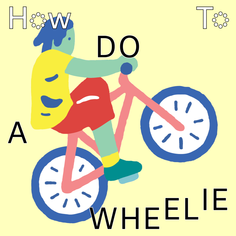 How To Do A Wheelie