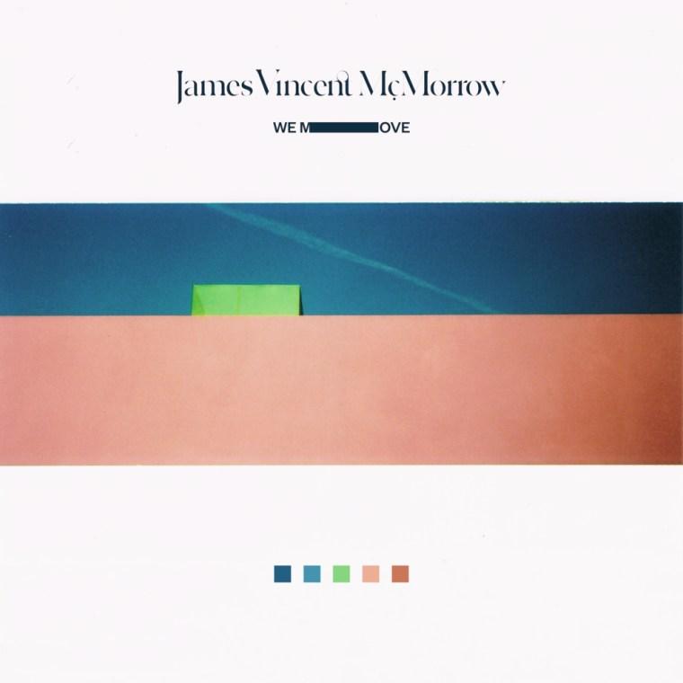 Listen To James Vincent McMorrow's New Album <i>We Move</i>