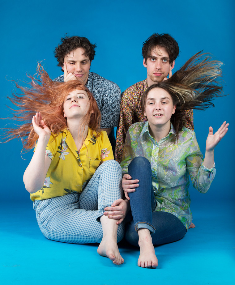"Yucky Duster Are Totally Over That Dumb Crush On ""Flip Flop"""