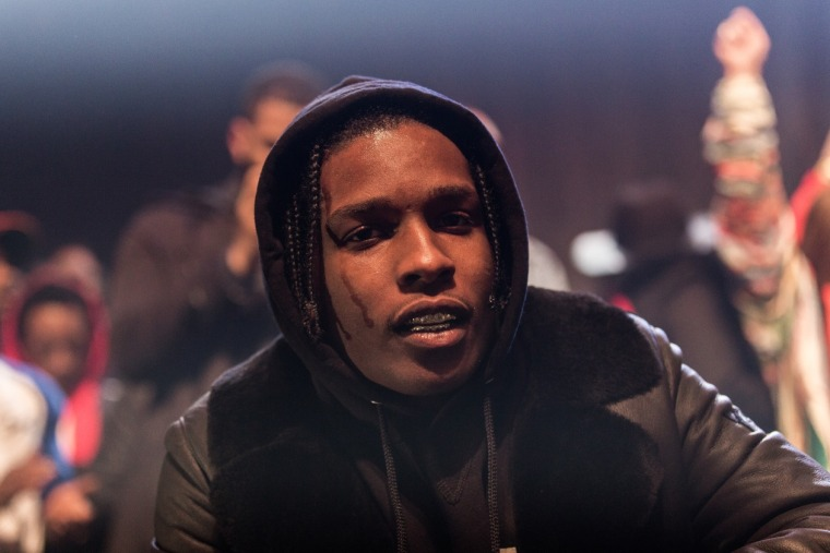 Watch A$AP Rocky's <i>Money Man</i> Short Film Featuring A$AP Mob And Skepta