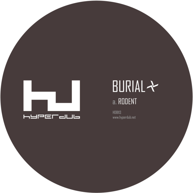"Listen To Burial's New Single ""Rodent"""