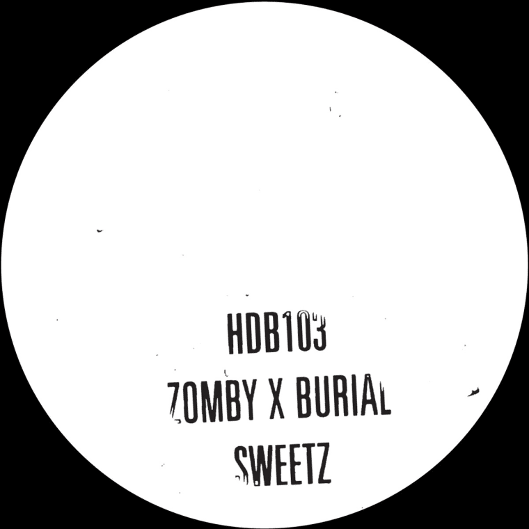 Burial's New Record <i>Sweetz</i> With Zomby Is Now Available To Pre-Order On Vinyl
