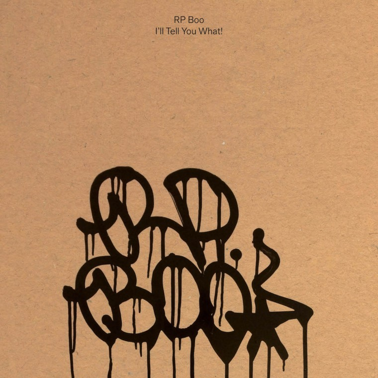 Listen to footwork O.G. RP Boo's album <i>I'll Tell You What!</i>
