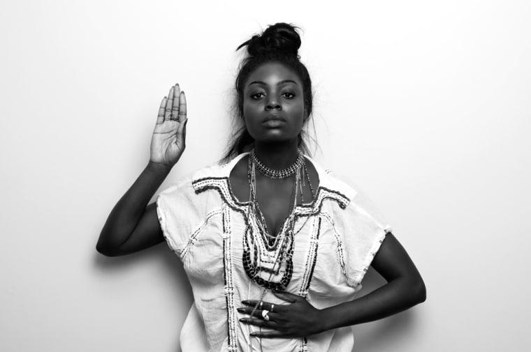 Dance Away Your Fears To Londoner Aadae's Afrobeat-Influenced Pop