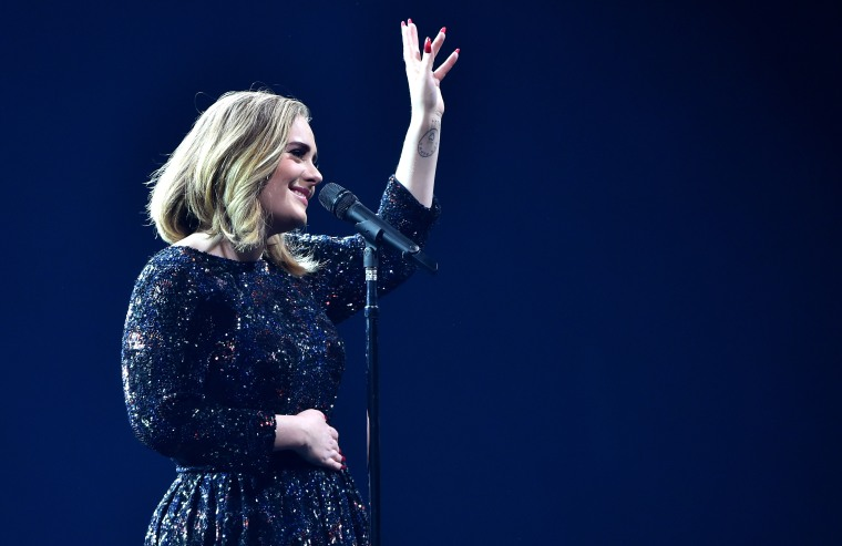 Adele Declined Offers To Perform At The 2017 Super Bowl Halftime Show