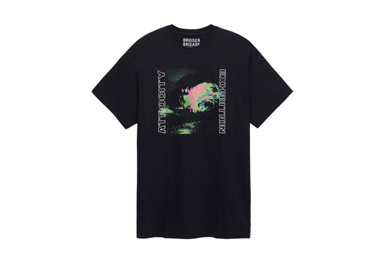 Danny Brown Teams Up With Brain Dead On <i>Atrocity Exhibition</i> Merch Collection