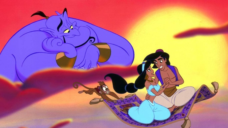 "Disney admits to darkening white actors' skin to ""blend"" into live-action <i>Aladdin</i> scenes"