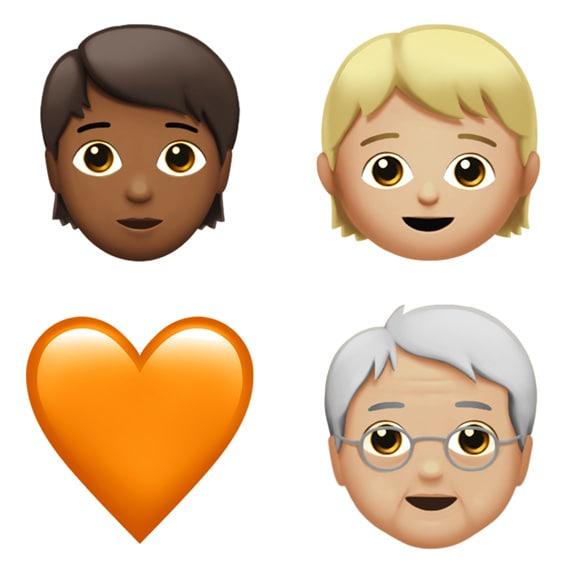 Apple's new emoji update will include gender neutral people