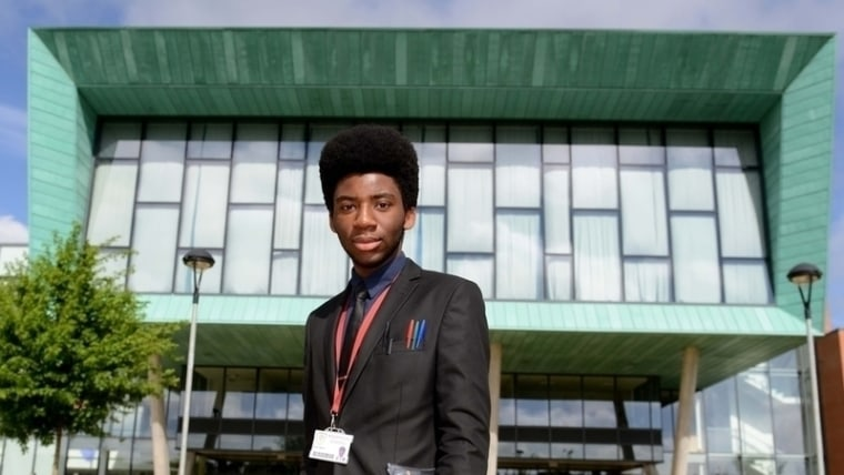 This Student Can't Take His Place At Oxford University Because He's Being Threatened With Deportation