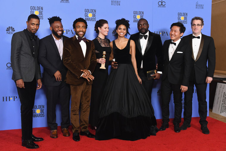 Donald Glover Shouted Out Migos In His Golden Globe Acceptance Speech For <i>Atlanta</i>