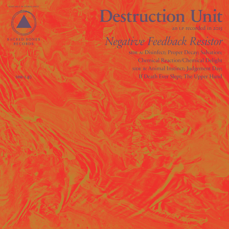 The New Destruction Unit Record Is Gonna Be So Good