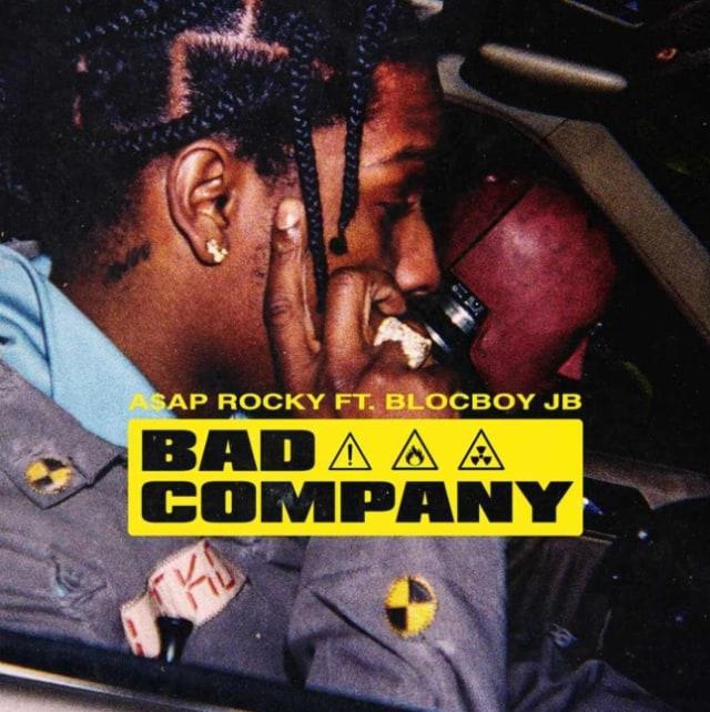 """Hear A$AP Rocky and BlocBoy JB's """"Bad Company"""""""