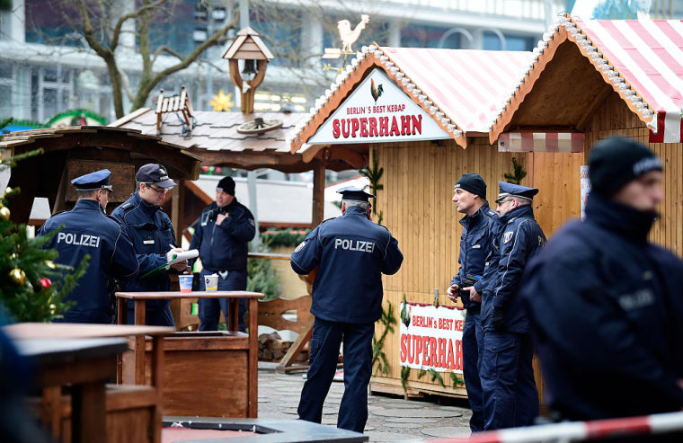 12 People Dead Following Attack In Berlin Christmas Market