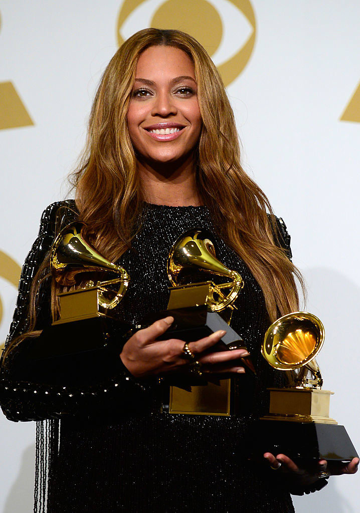 Beyoncé Is Now The Most-Nominated Woman Artist In Grammy History