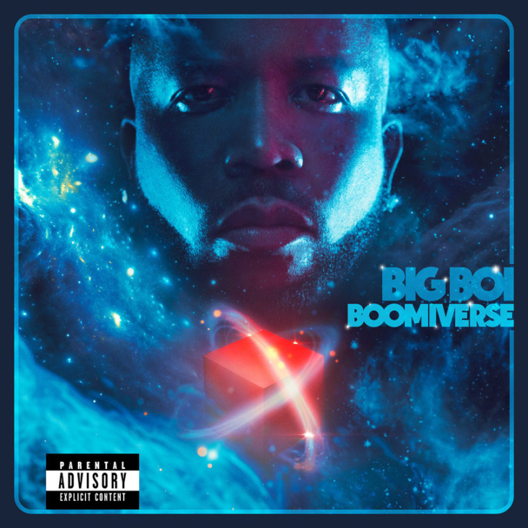 Listen To Big Boi's <I>Boomiverse</i>
