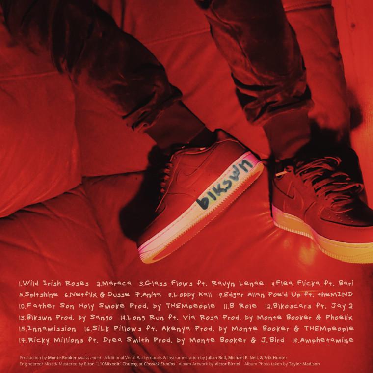 Smino Announces Debut Album <i>blkswn</i>
