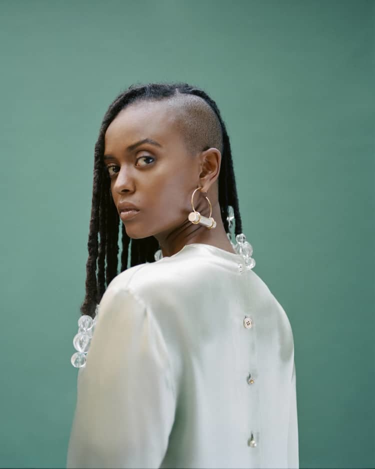"Listen to Kelela's new track ""Blue Light"""