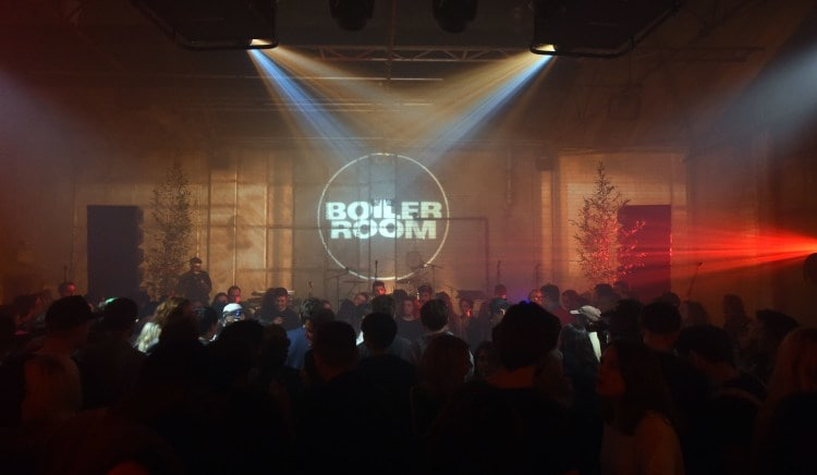 Boiler Room Issues Statement After Police Shutdown Of Weekender Festival