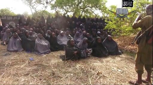 Report: 82 Chibok School Girls Freed In Boko Haram Exchange