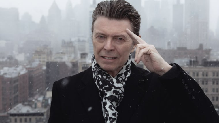 David Bowie offers creative advice in a new trailer for <i>The Last Five Years</i> documentary