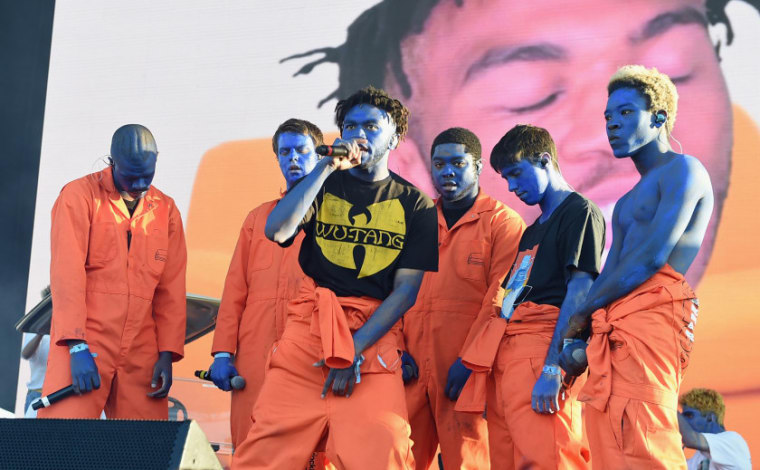 Report: Brockhampton's record deal is worth $15 million
