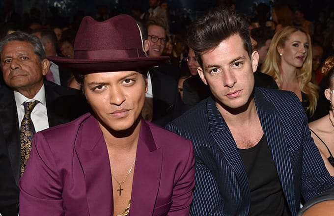 "Bruno Mars and Mark Ronson are being sued over ""Uptown Funk"" again"