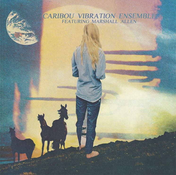 Caribou Has Shared A Bunch Of Rare Releases On Bandcamp