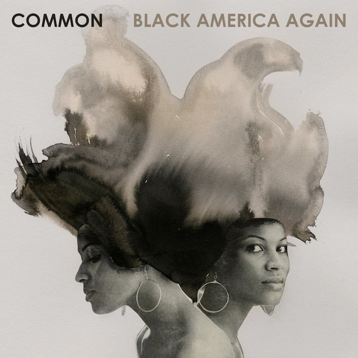 """Common Shares """"Red Wine"""" Featuring Syd And Elena"""