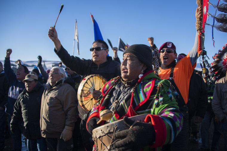 U.S. Army Denies Dakota Access Pipeline To Cross Through Standing Rock Reservation