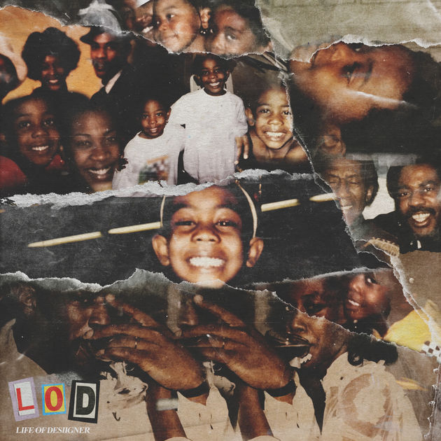 Listen to Desiigner's new EP <i>L.O.D.</i>