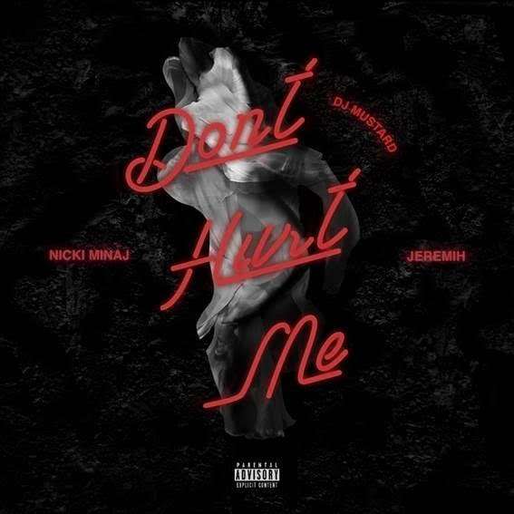 "Listen To DJ Mustard's ""Don't Hurt Me,"" Featuring Nicki Minaj and Jeremih"