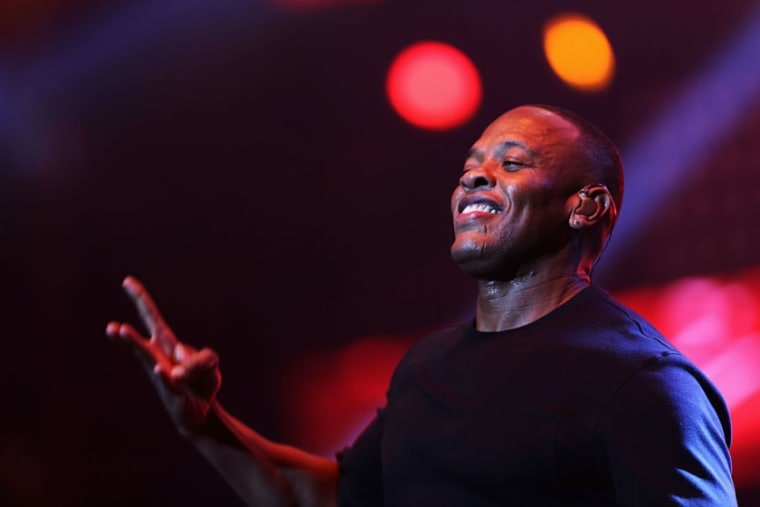 "New Dr. Dre Song ""Gunfire"" Features In <I>The Defiant Ones</i>"