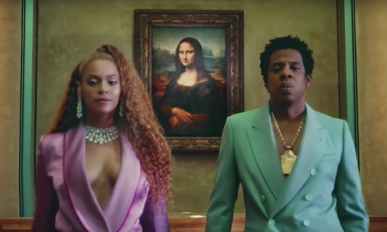 Beyonc- and Jay-Z's album lyrics: Settling scores?