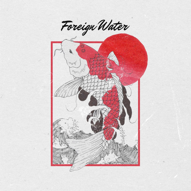 JAHKOY Shares Debut EP <i>Foreign Water</i>