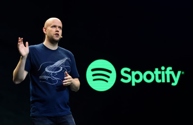 Spotify CEO Says Service Has 30 Million Paying Users